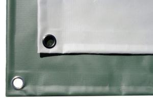 Maatwerk PVC 600g softgrip