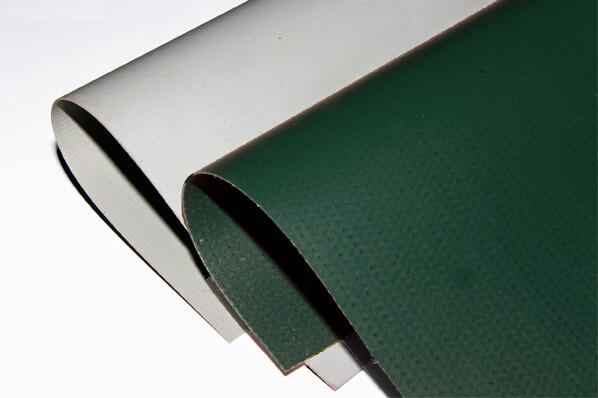 PVC 600g softgrip van de rol