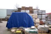 PVC dekkleed 570g standard
